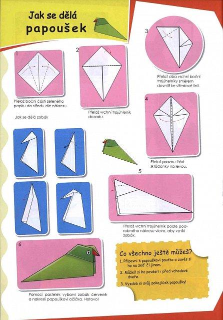 Náhled Origami pro holky