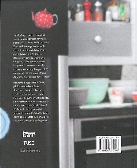 Náhled Karolína - Domácí kuchařka