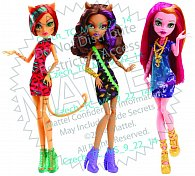 Monster High exkurze