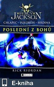 Percy Jackson – Poslední z bohů (E-KNIHA)