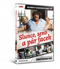 Slunce, seno a pár facek - DVD