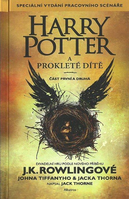 Náhled Harry Potter a prokleté dítě