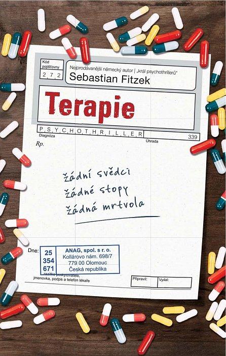 Náhled Terapie - Psychothriller