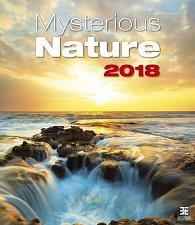 Kalendář nástěnný 2018 - Mysterious Nature/Exclusive