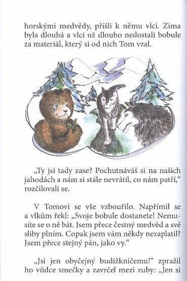 Náhled BAŤOvídky - Příběh medvěda Toma