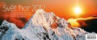 Kalendář stolní 2012 - Svět hor (MAXI)