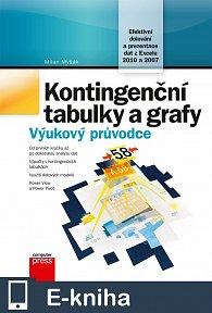 Kontingenční tabulky a grafy (E-KNIHA)