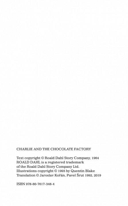 Náhled Karlík a továrna na čokoládu