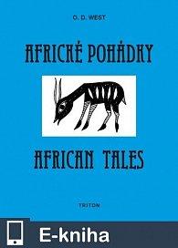 Africké pohádky - African Tales (E-KNIHA)
