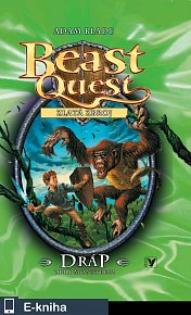 Dráp, opičí monstrum - Beast Quest (8) (E-KNIHA)