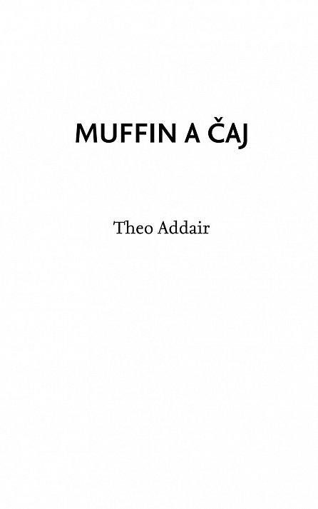 Náhled Muffin a čaj