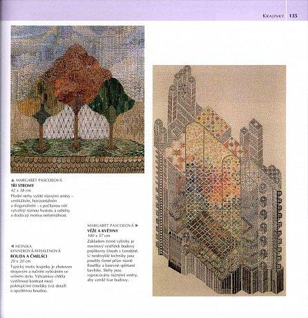 Náhled Encyklopedie vyšívání - Světové techniky
