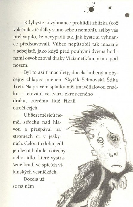 Náhled Jak uchvátit dračí klenot (Škyťák Šelmovská Štika III.) 10
