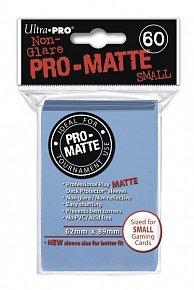 UltraPRO: 60 DP PRO Matte obaly malé  - světle modrá