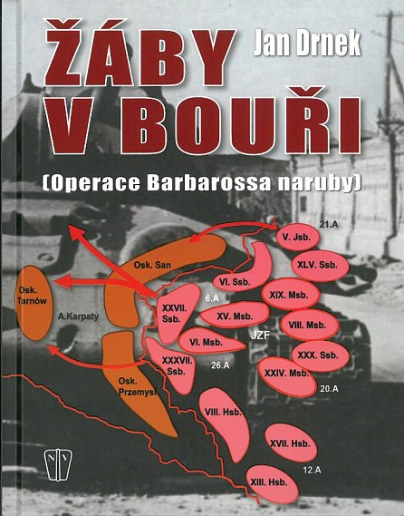 Náhled Žáby v bouři - Operace Barbarossa naruby