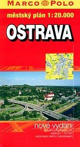 Ostrava 1:20000 /lesklá/