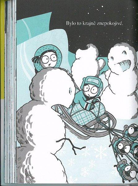 Náhled Potrhlá dobrodružství – Mopslíci z ledového severu