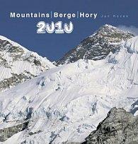 Hory Jan Hocek 2010 - nástěnný kalendář
