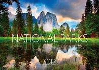 Kalendář nástěnný 2012 - National Parks 485x340
