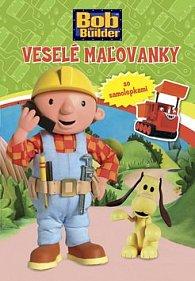 Bob staviteľ Veselé maľovanky