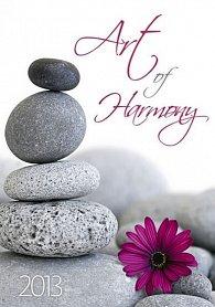 Kalendář nástěnný 2013 - Art of Harmony