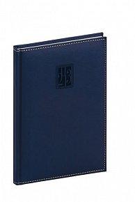 Diář 2013 - Grande - Týdenní A5, tmavě modrá, 15 x 21 cm