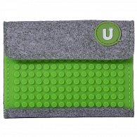 Pixel Wallet 07 Zelená