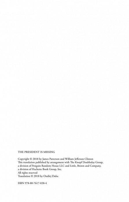 Náhled Pohřešuje se prezident