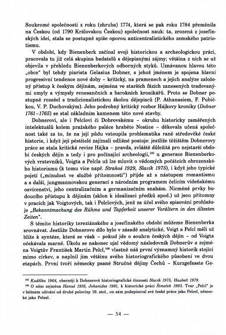 Náhled Karel Josef Biener z Bienenberka - Otec české archeologie