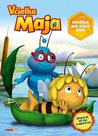 Včielka Maja Knižka na celý rok