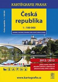 Česká republika/autoatlas 1:100T