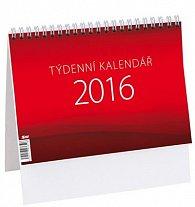 Kalendář stolní 2016 - Týdenní M