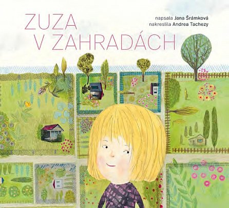 Náhled Zuza v zahradách