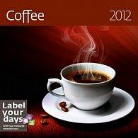 Kalendář nástěnný 2012 - Coffee
