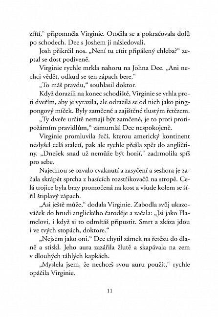Náhled Válečník - Tajemství nesmrtelného Nicolase Flamela