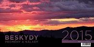 Kalendář 2015 - Beskydy proměny a nálady - stolní