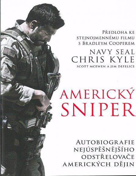 Náhled Americký sniper - brož.