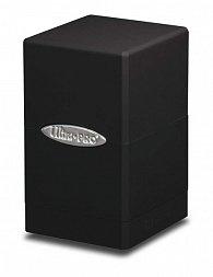 UltraPRO: Satin Tower Deck Box - Černá