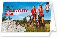 Kalendář stolní 2017 - Tipy na cyklovýlety