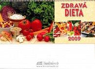 Kalendář 2009 - Zdravá dieta