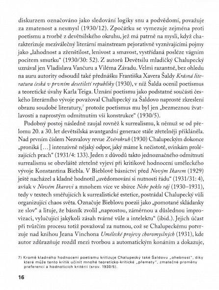 Náhled Obhájce moderního umění - Jindřich Chalupecký v kontextu 30. a 40. let 20. století