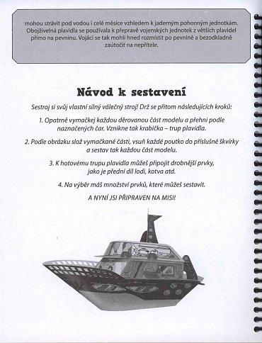 Náhled Silné vojenské stroje - Jednoduché sestrojení
