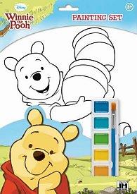 Medvídek Pú - Omalovánkový set