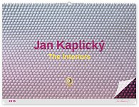 Kalendář 2015 - The Interiors Jan Kaplický - nástěnný