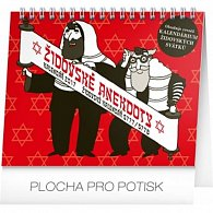 Kalendář stolní 2017 - Židovské anekdoty