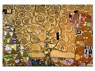 Strom života, G.Klimt 1500 dílků