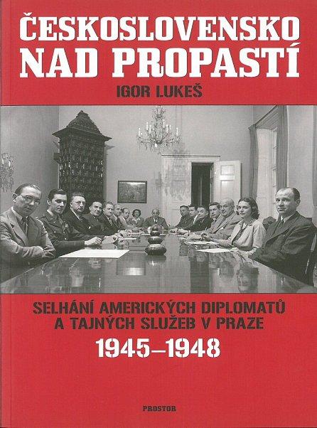 Náhled Československo nad propastí