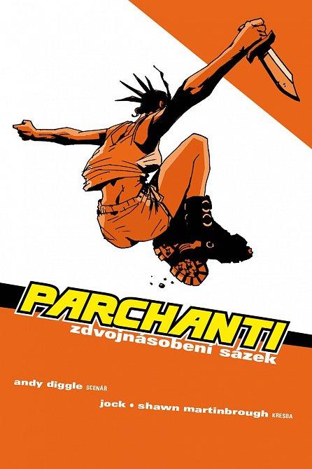 Náhled Parchanti 2 - Zdvojnásobení sázek - brož.