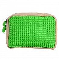 Pixelová Příruční Taška Zelená