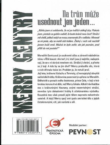 Náhled Merry Gentry 3 - Svádění luny